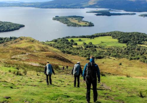 Hiking Tours Ireland, England, Scotland & Spain | Self