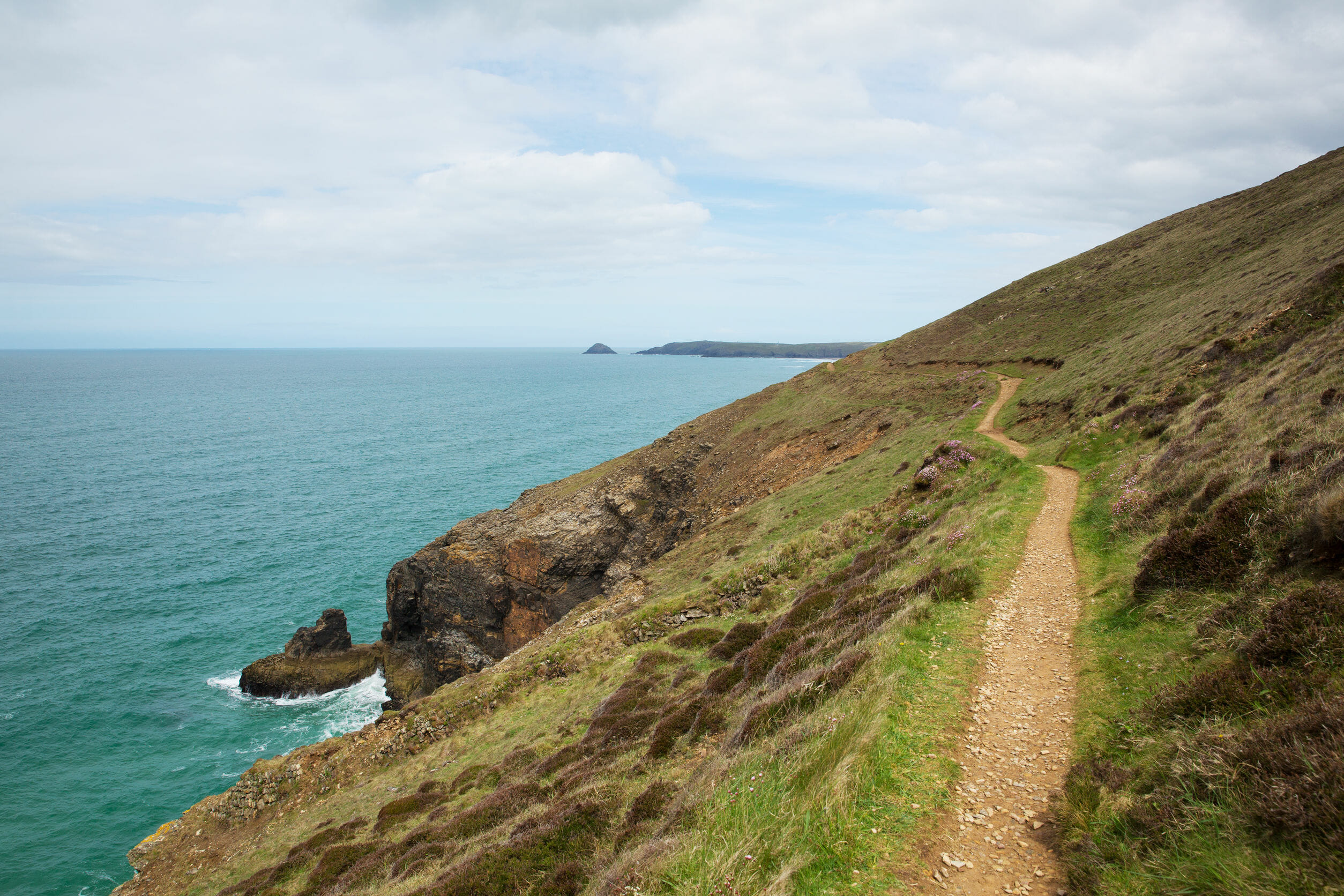 8 Day South West Coast Path