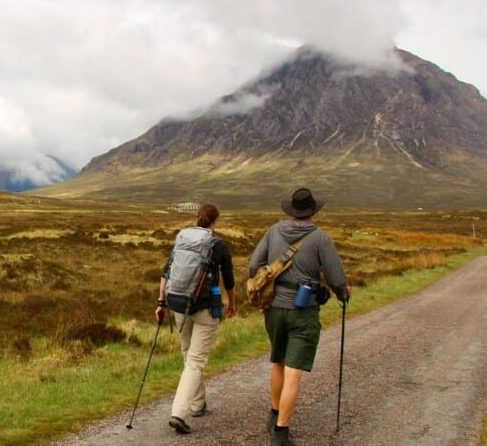 Our story - West Highland Way Hiking Tours