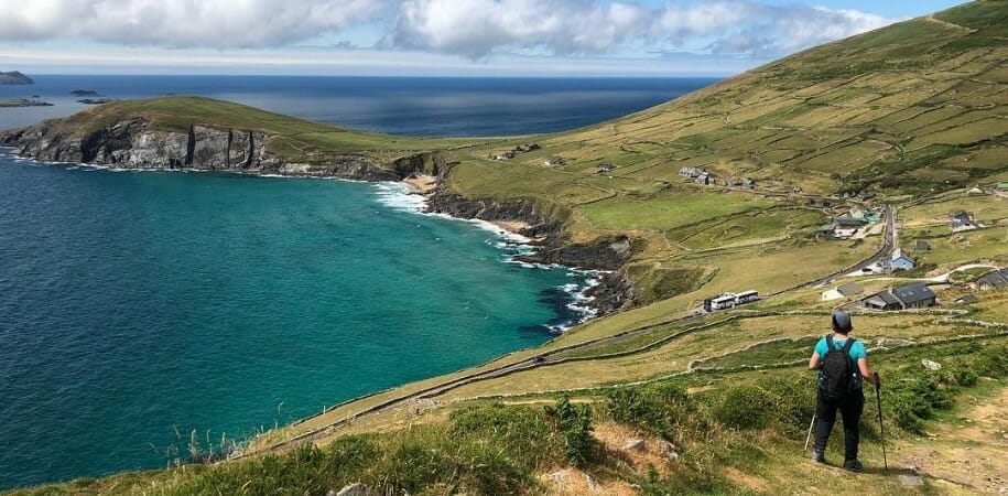 Our story - Dingle Way Hiking Tours