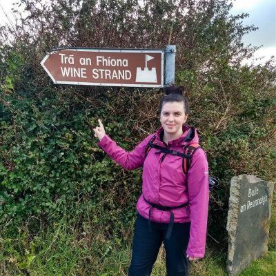 Ann O' Grady Hillwalk Tours