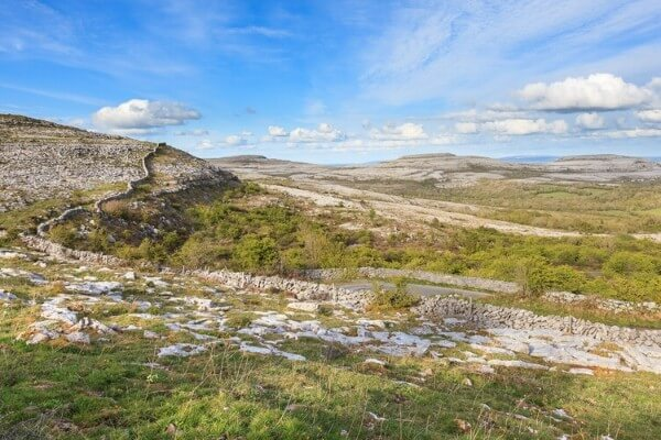 Carran Loop Hiking Guide from Hillwalk Tours