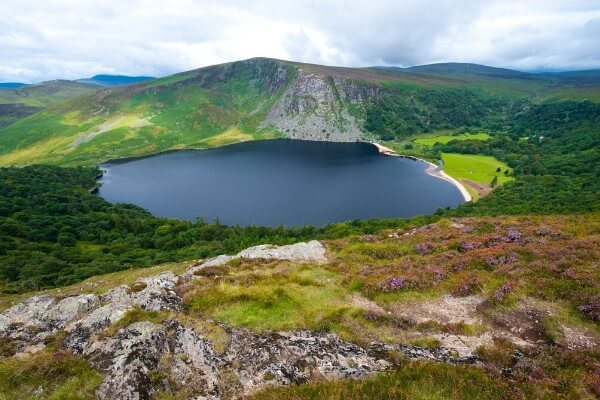 Lough Tay To Djouce Walking Guide from Hillwalk Tours