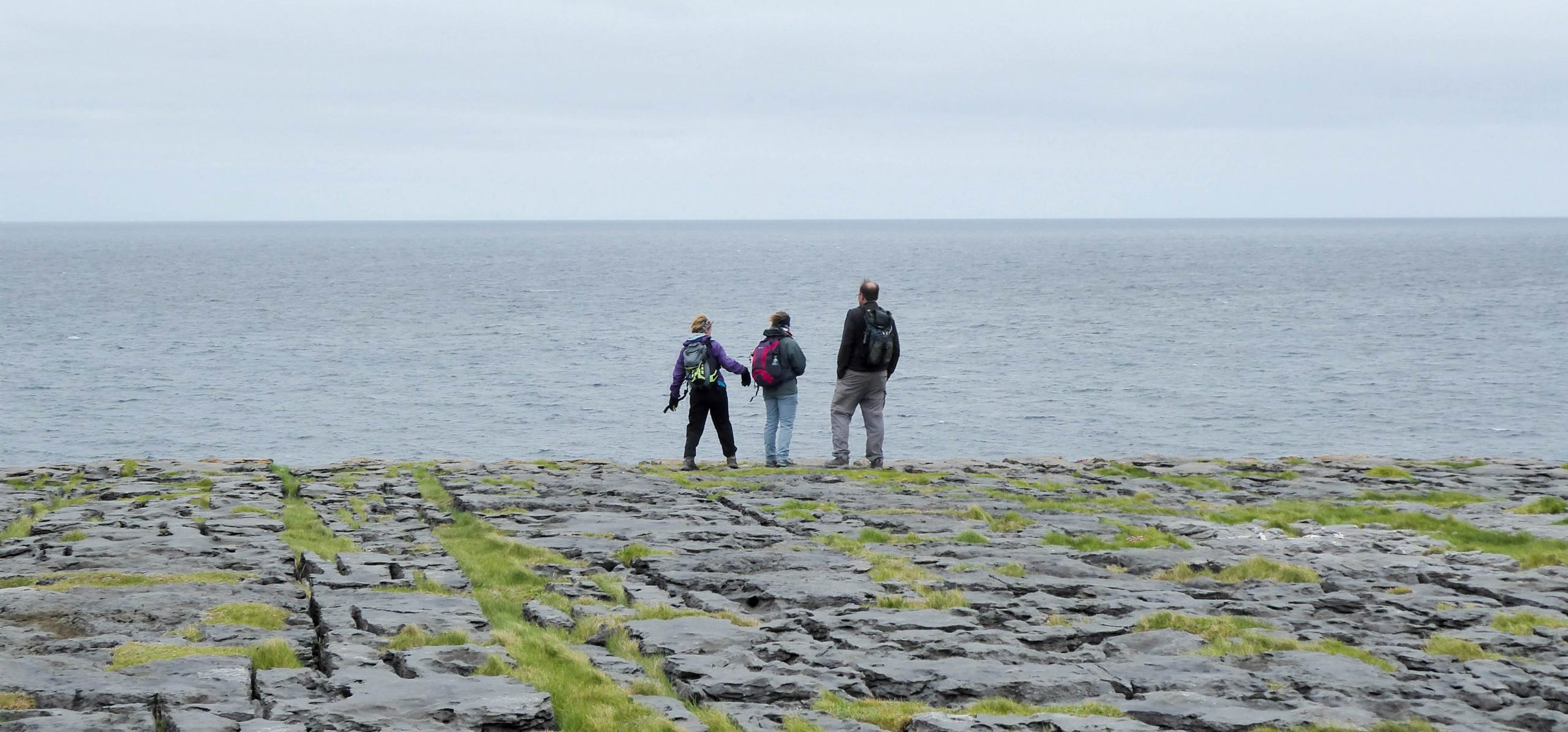 Hillwalk Tours Team At Inishmore